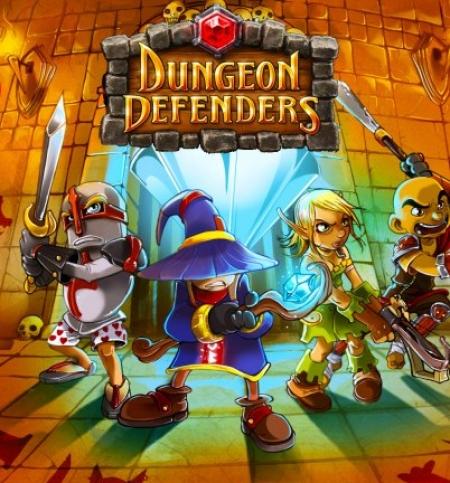 Dungeon Defenders — слешер с элементами строительства