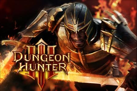 Dungeon Hunter 3 с мультиплеером