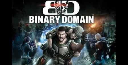 Binary Domain — бойня с роботами