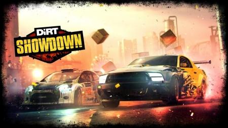 Dirt: Showdown — разнеси тачку врага…