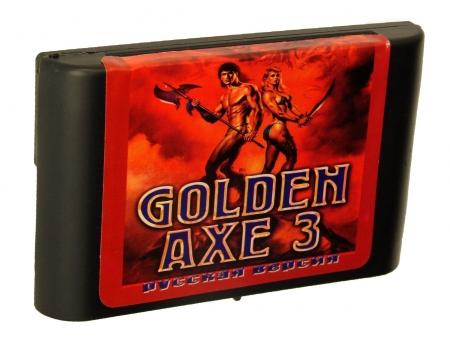 Серия Golden Axe — олдскульный мультиплеер