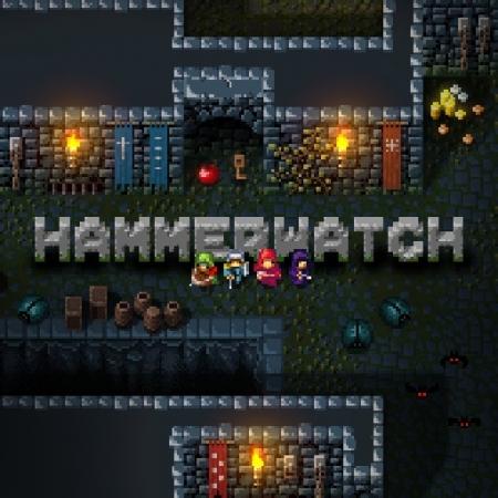 Подземная жизнь Hammerwatch