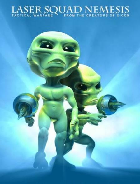 Laser Squad – Nemesis — инопланетные захватчики атакуют