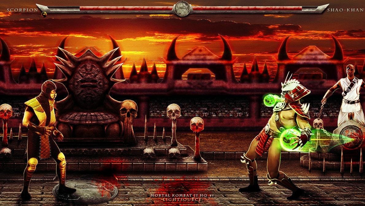 Mortal kombat 3 скачать бесплатно полную версию.