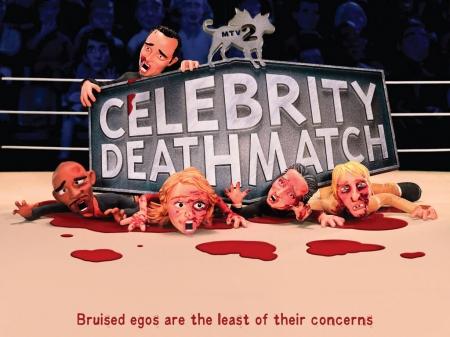 MTV Celebrity Deathmatch — настоящее звездное мочилово
