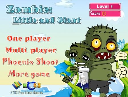 Перестрелка зомби — игра для двоих игроков