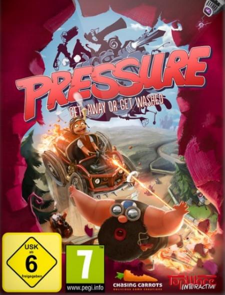 Pressure — радостная, красивая и светлая нехватка давления