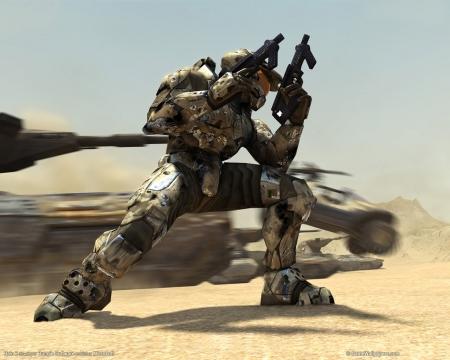 Режим сетевой игры в новой Halo изменений не претерпит