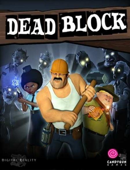 Dead Block – Медлительные унылые Зомби