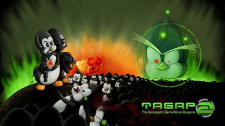 Tagap 2 — подчинение зомбированных пингвинов