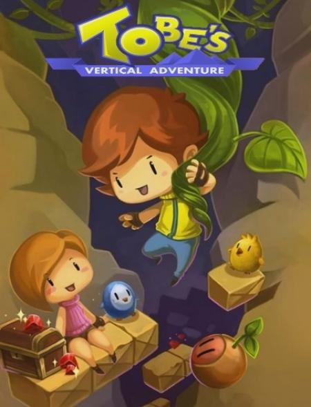 Олдскульная игрушка Tobe`s Vertical Adventure