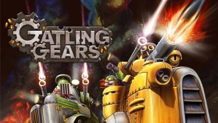 Эпичный сюжет в роботизированной игре Gatling Gears