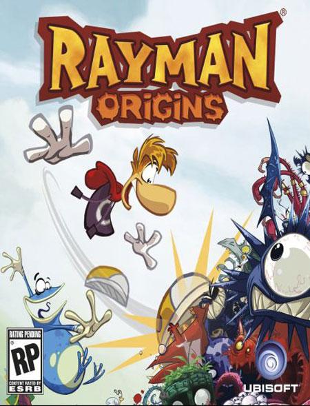 Просто шедевр — Rayman Origins