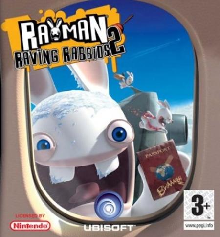 Бойня злобных кроликов — Rayman Raving Rabbids 2