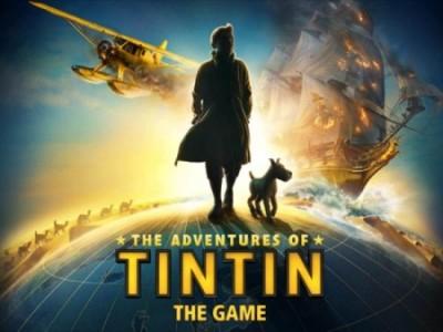 Аркада с головоломками The Adventures of Tintin