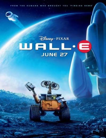 Wall-e — чудо робототехники