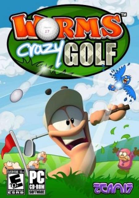 Червивый гольф [Worms Crazy Golf]