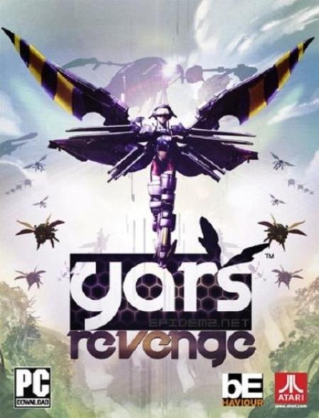 Почетное никакое место игры Yar`s Revenge среди экшенов