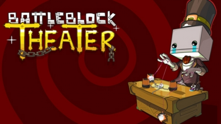 Платформер-паззл BattleBlock Theater