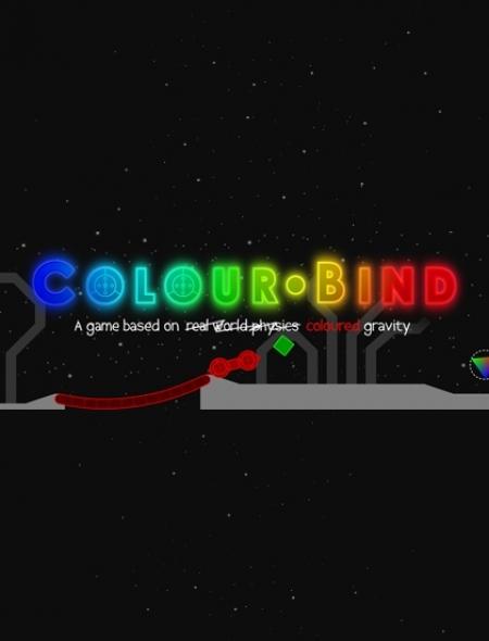 Геометрическое безумие — Colour Bind