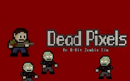 Убойный пиксели игры Dead Pixels