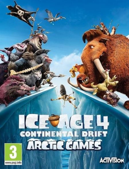 Ice Age: Continental Drift — мультиплеер ледникового периода