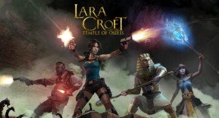 Игра на двоих Lara Croft and the Guardian of Light