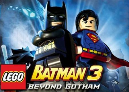Приключенческий боевик — Lego Batman 3: Beyond Gotham