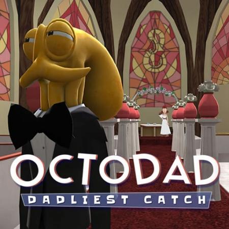 Octodad: Dadliest Catch — стань осьминогом с четыремя ногами