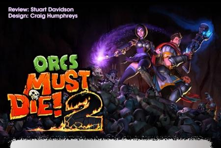 Orcs Must Die 2 — убей орка — спаси королевство