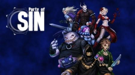 Оригинальная Party of Sin