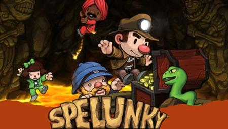 Spelunky — лучшее приключение под землей на четверых