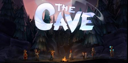 The Cave — типичный платформе