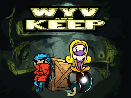 Wyv and Keep — паззл-платформер на двоих