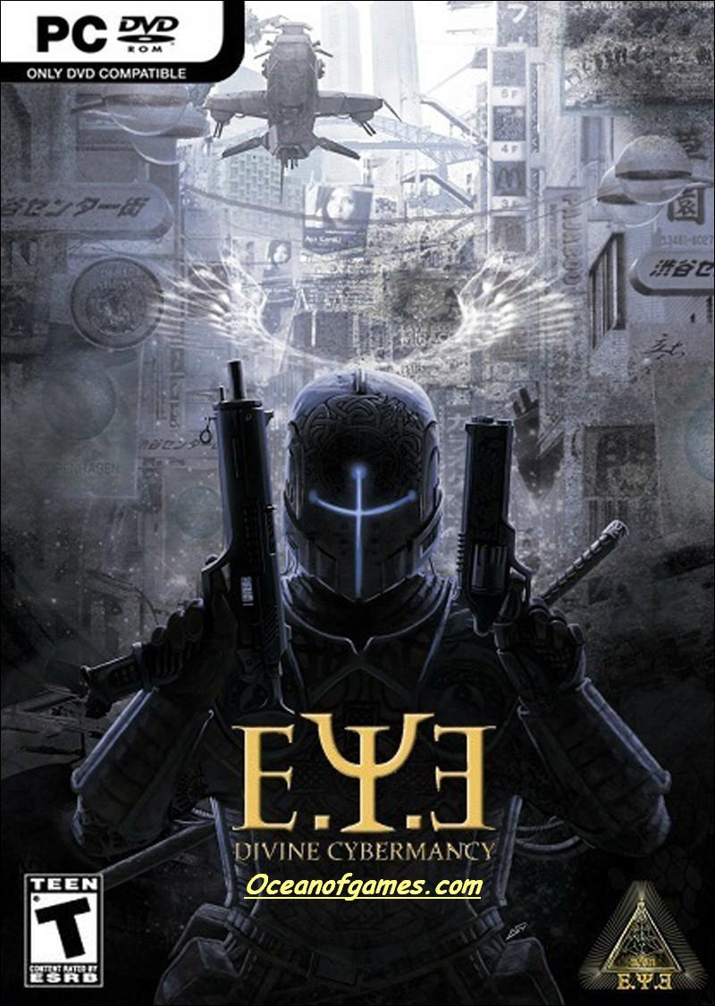 E.Y.E.: Divine Cybermancy